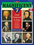 The Magnificent Seven Great Composers in Song - Teacher's Handbook w/CD (0739000993) by Beall, Mary Kay