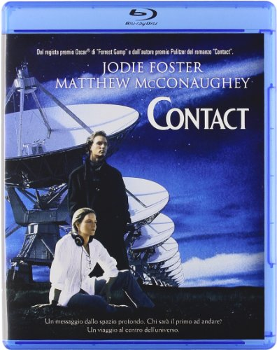 Contact [Blu-ray] [IT Import]