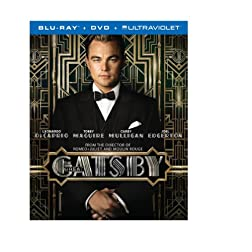 The Great Gatsby (Blu-ray+DVD+UltraViolet Combo Pack)