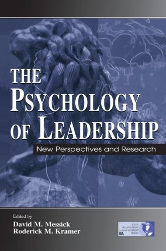 The Psychology of Leadership: New Perspectives and...