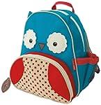 Skip Hop Zoo Pack Little Kid Backpack...