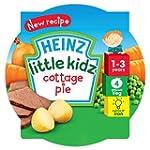 Heinz Little Kidz Cottage Pie, 1-3 Ye...