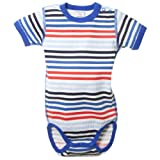 POLARN O. PYRET Signature Stripe Bodysuit