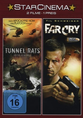 Far Cry / Tunnel Rats - Abstieg in die Hölle [2 DVDs]