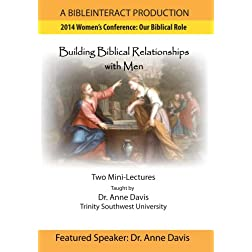 Building Biblical Relationships with Men