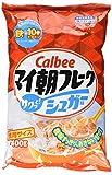 カルビー マイ朝フレーク シュガー味 400g