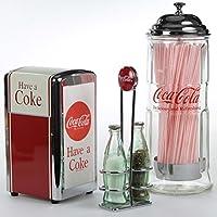 Coca-Cola Retro Tableware Set
