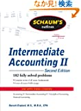 Schaum's Outline of Intermediate Accounting II, 2ed (Schaum's Outline Series)