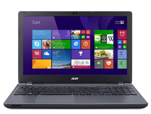 Acer Aspire E 15 E5-571-33BV 15.6-Inch Laptop (Titanium Silver)