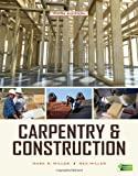 Carpentry & Construction, Fifth Edition (Carpentry & Construction)
