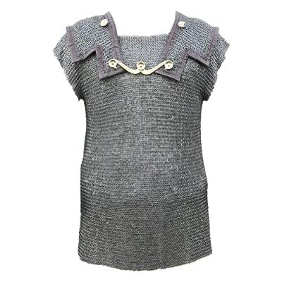 Armor Venue Lorica Hamata - Roman Chainmail - Deepeeka - One Size - Silver Armour