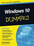 img - for Windows 10 para dummies (Spanish Edition) book / textbook / text book