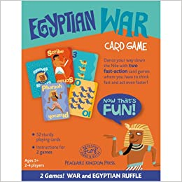 Egyptian card game online