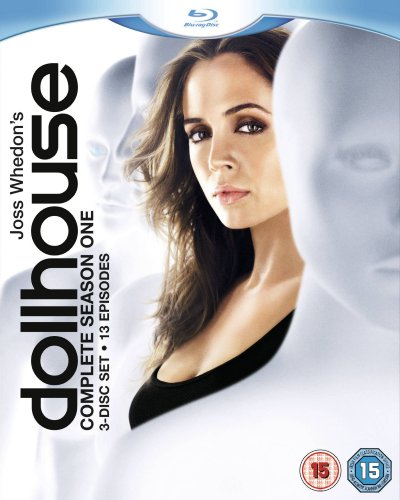 DOLLHOUSE SEASON 1 [BLU-RAY] [IMPORT ANGLAIS] (IMPORT)  (COFFRET DE 3 BLU-RAY)