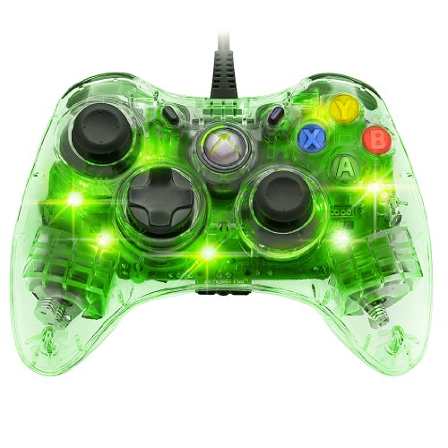 Afterglow Wired Controller For Xbox 360 - Green