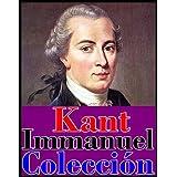 Immanuel Kant, sus escritos (Crítica de la razón pura, Teoría y praxis, Pedagogía, Lógica, Lo bello y lo sublime...
