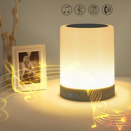 Bluetooth Speakers, Grandbeing® Portable Multifunctional Bluetooth ...