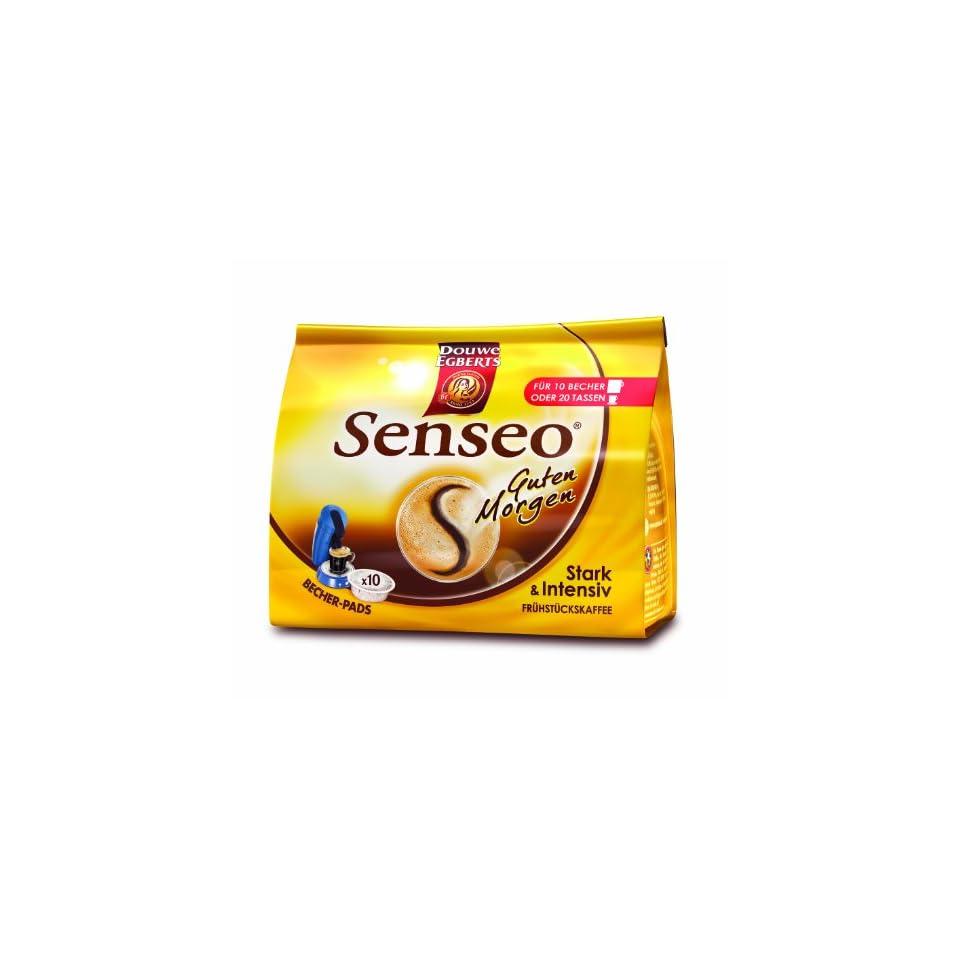 Senseo Kaffeepads Guten Morgen 10er Pack 10 X 10 Pads On
