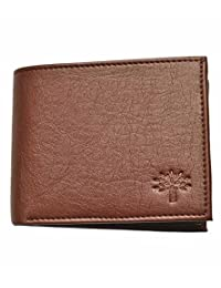 Puma Genuine Leather Wallet (Brown)