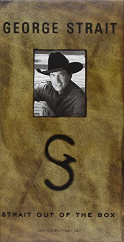 Strait Out Of The Box [4 CD/CS Box Set] by George Strait (1995-05-03) (Strait Out Of The Box compare prices)