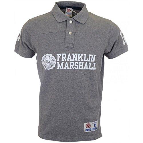 Franklin & Marshall -  Polo  - Uomo grigio Small