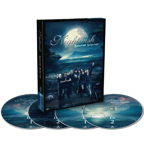 Nightwish - Showtime, Storytime - Zortam Music
