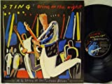 STING BRING ON THE NIGHT VINYL DBLE LP 1986 STING