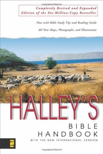 Halley'S Bible Handbook With The New International Version front-891943