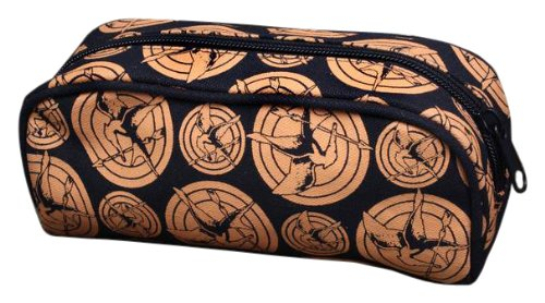 The Hunger Games Movie Pencil Case Canvas