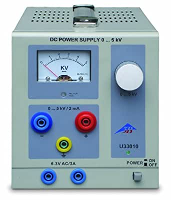3B Scientific U33010-115 AC/DC Power Supply 5