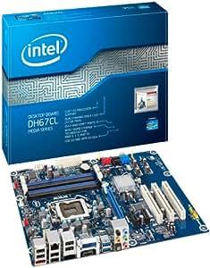 Boxed Intel Desktop Board Media Series ATX Form Factor for Second Generation Intel Core Family Processors  BOXDH67CLB3