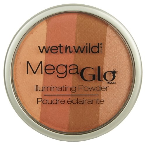 ウェットアンドワイルド Mega Glo Illuminating Powder Spotlight Peach