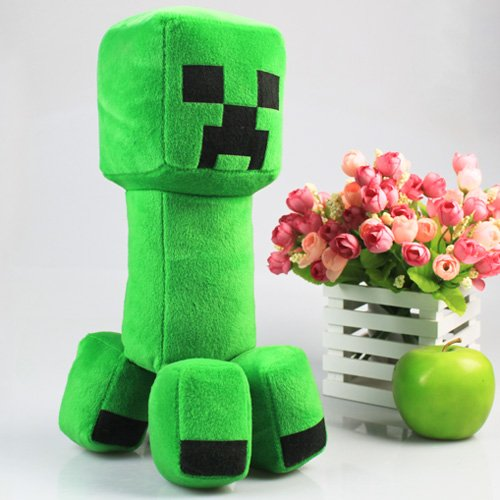 Cosplay props and accessories ♪ Minecraft (main craft) Creeper ( Creeper) ) 30 cm plush Doll Costume