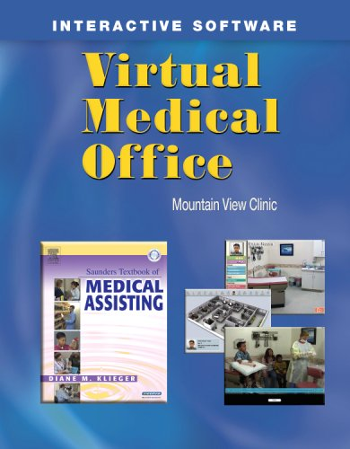 Virtual Medical Office for Saunders Textbook of Medical Assisting, 1e