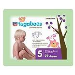 Rite Aid Tugaboos Premium Diapers, Jumbo Pack, Size 5, 27 lbs+, 27 ea