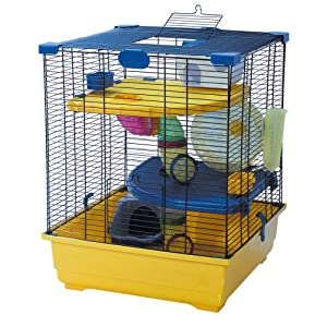Marchioro Jill 42.2 Hamster Resort Cage