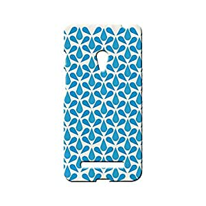 BLUEDIO Designer Printed Back case cover for Asus Zenfone 5 - G0648