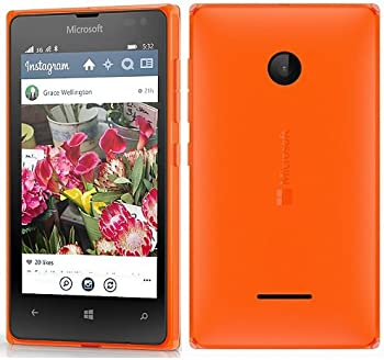 Microsoft Lumia 532 8GB Factory Unlocked GSM Windows Smartphone