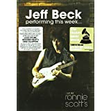 Jeff Beck : Live at Ronnie Scott'spar Jeff BEck
