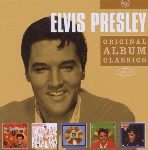Elvis Presley - Original Album Classics - Zortam Music
