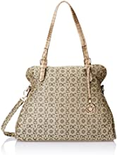 Gussaci Italy Women's Handbag (Brown) (GC026)