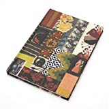 V&A Pattern Collage Hardbound Journal ||RNWIT ||AFTGD