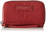 Liebeskind Berlin Wiona Vintage Water Snake Portefeuille Femme Rouge kiss Red 0671 11x7x2 cm B x H x T
