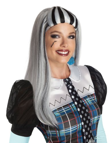 Child Frankie Stein Costume Wig Monster High Costume Wig 52570