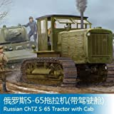 KNL® Trumpeter 1/35 Russian S-65 tractor (with cockpit) 05539