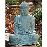 SPI Home 31299 Large Garden Buddha Sculpture