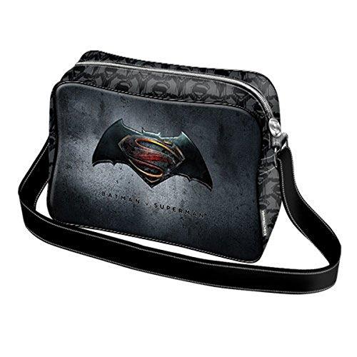 Batman v. Superman - Borsa a tracolla Basic Justice (Karactermania)