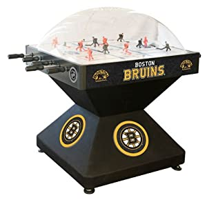 Boston Bruins Dome Bubble Hockey by Holland Bar Stool