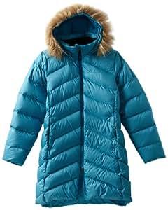 Marmot Girl's Montreaux Coat, Mosaic Blue, X-Small