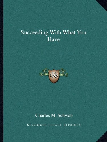 succeeding-with-what-you-have